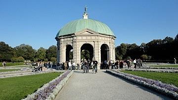 Diana Temple, Hoftgarten, Munich